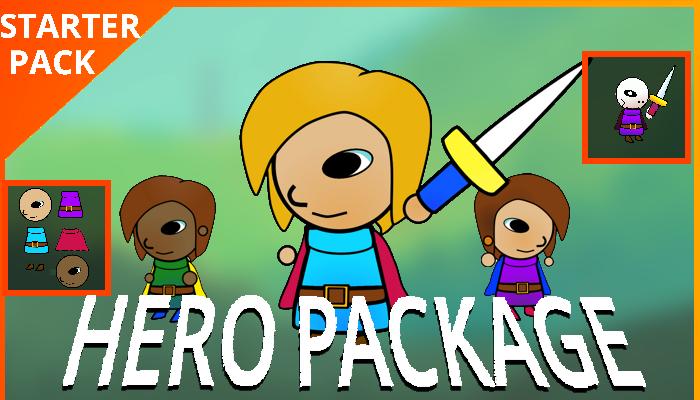 Hero Package – Starter Pack