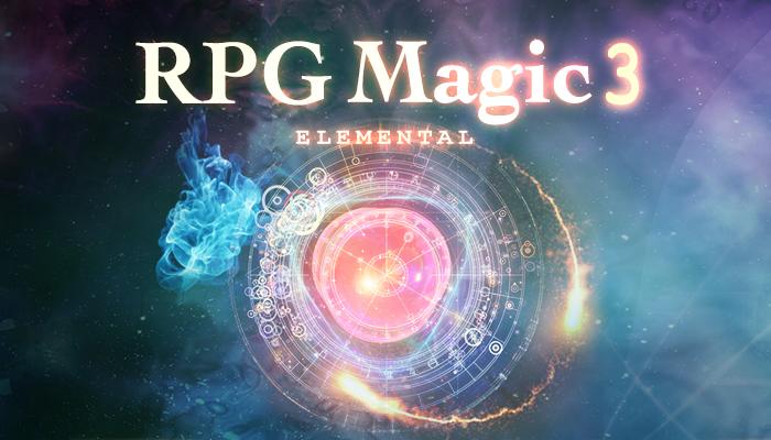 RPG Magic Sound Effect Pack 3 [Elemental]