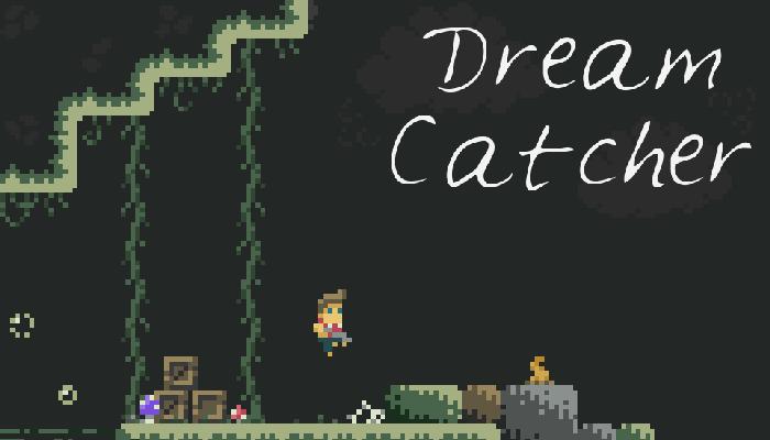 Dream Catcher – Platformer (8×8)