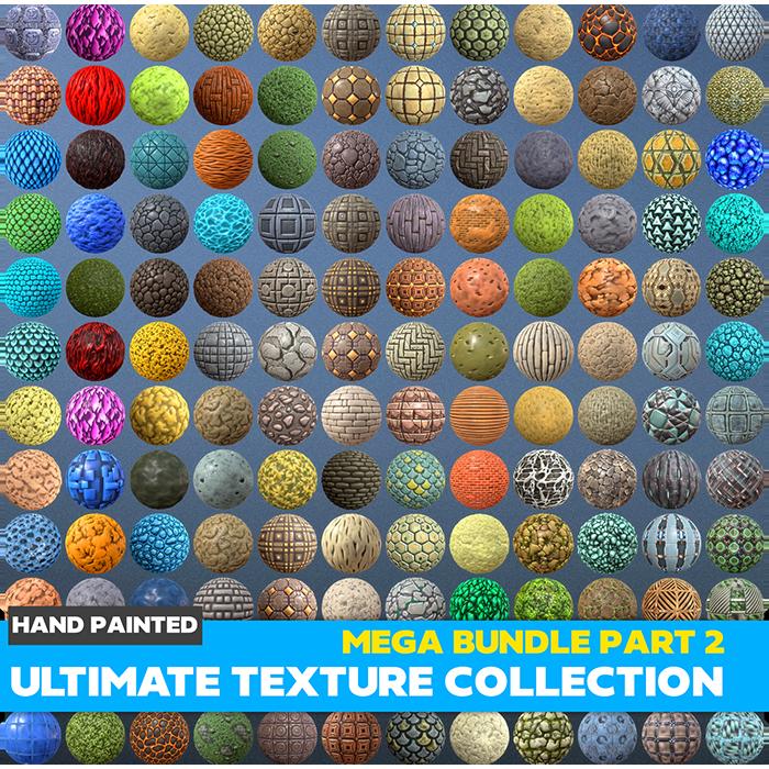 Ultimate Texture Collection – Mega Bundle Part 2