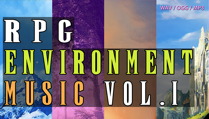 90's Retro RPG Environment Music