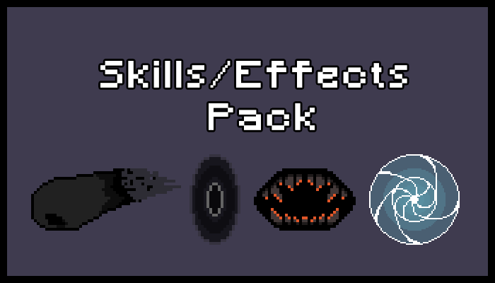 Skills / Effects Pack