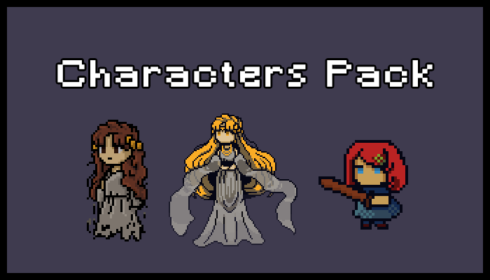 Characters Pack
