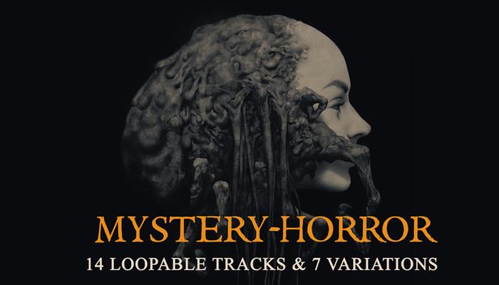 Mystery-Horror Music Pack