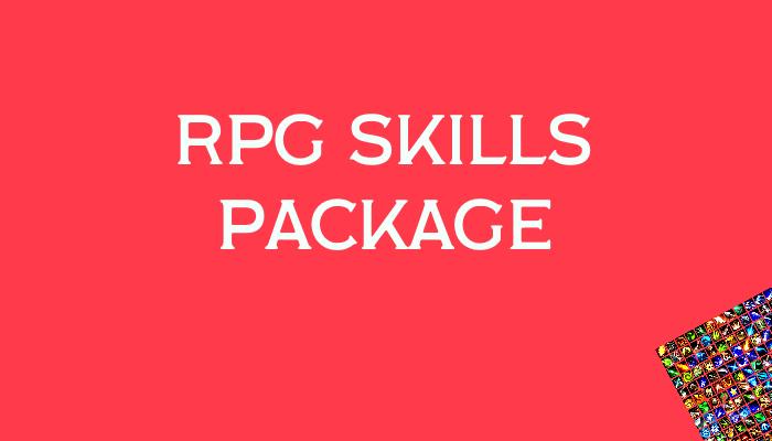RPG Skills Package