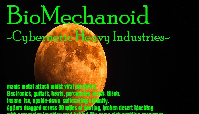 Biomechanoid – Cybernetic Heavy Industries