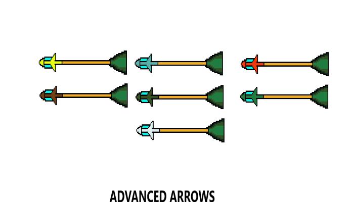 Advanced arrows
