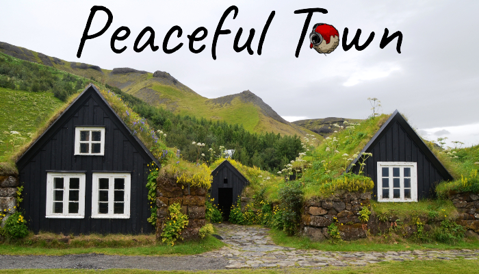 Peaceful Town – Casual Background Music