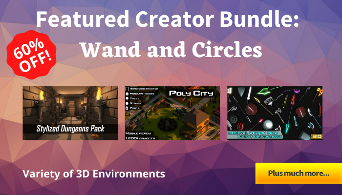 Featured Creator Bundle – Wand and Circles