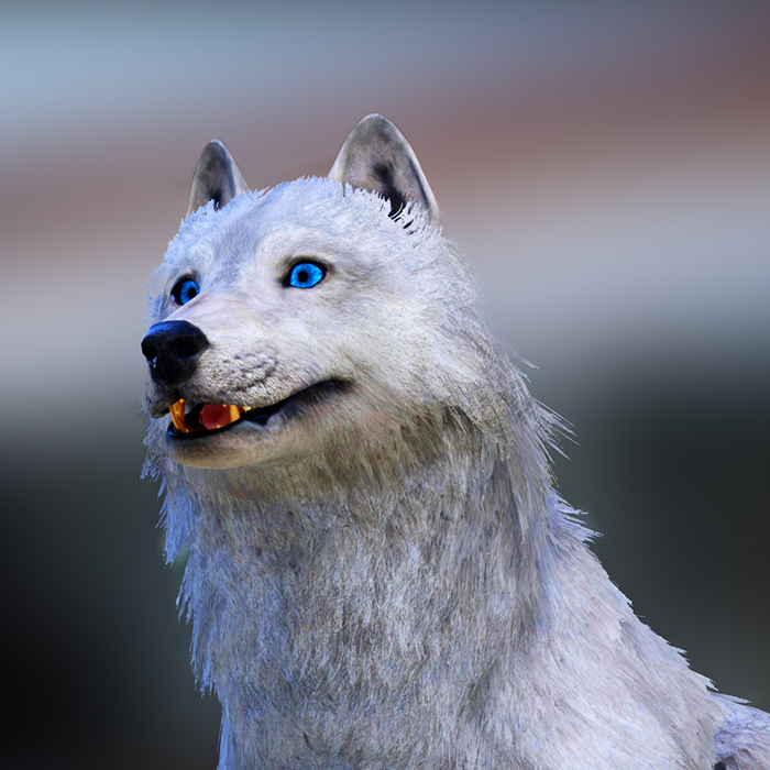 Wolf Realistic