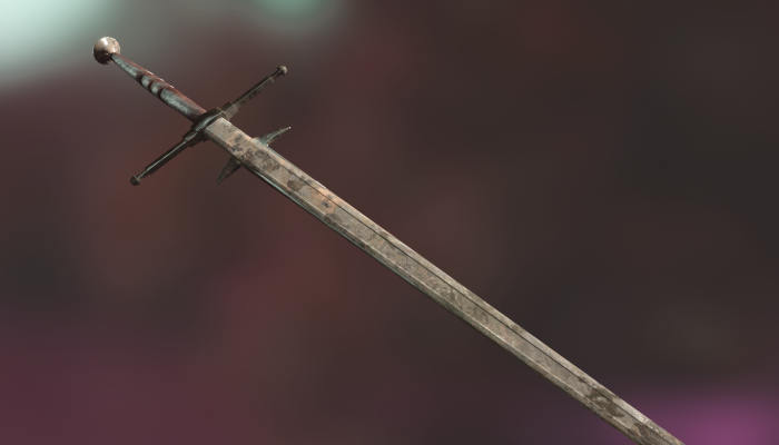 Rusted Great Sword