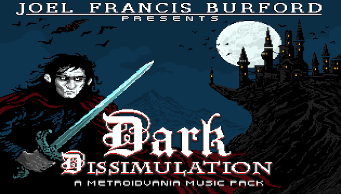 Dark Dissimulation, A Metroidvania Music Pack
