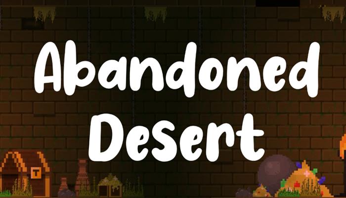 Abandoned Desert – 32×32