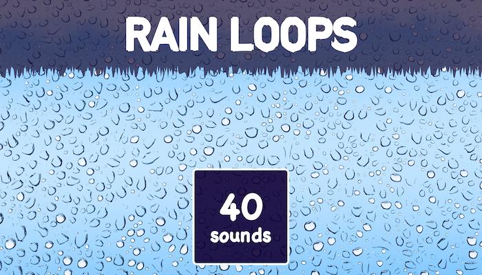 Rain Loops