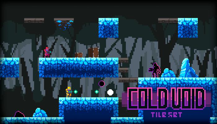 PixelArt ColdVoid set