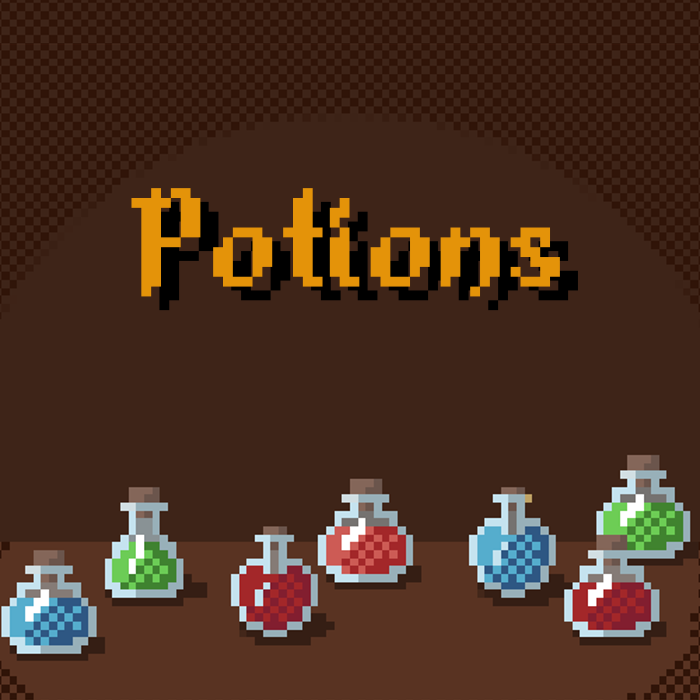 Potions whit optional shadow