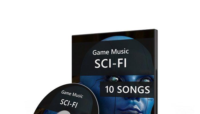 Sci Fi Game Music Pack