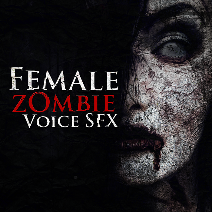 Female Zombie – Voice Sound Effects
