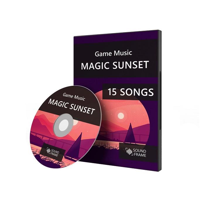 MAGIC SUNSET Premium Game Music