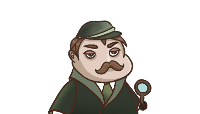 Character: The detective