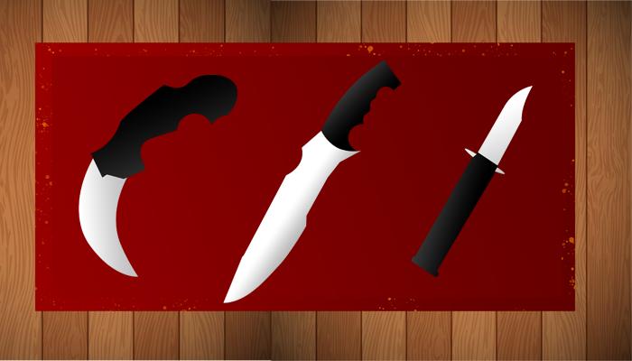 Stylized Knife Pack