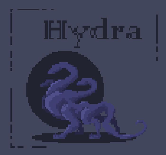 Hydra character