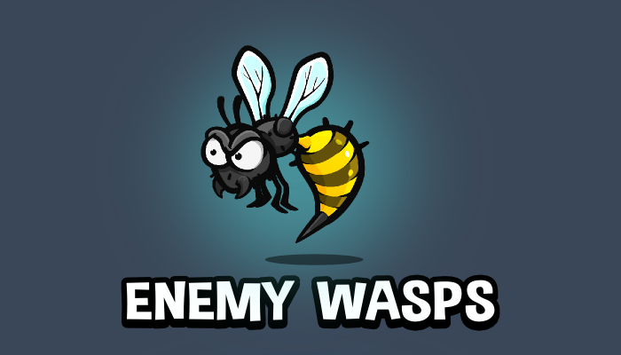 Enemy wasps