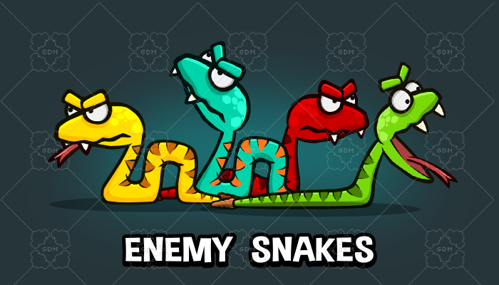 Enemy snakes
