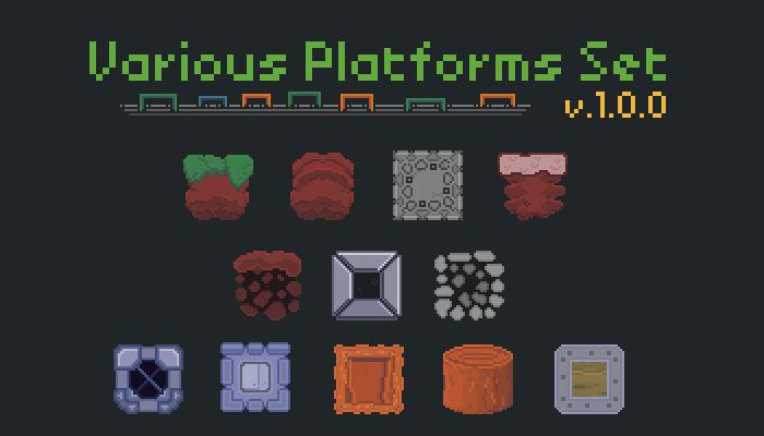 Various Platforms Set