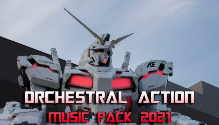 Orchestral Action Music Pack