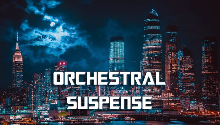 Orchestral Suspense Music Pack