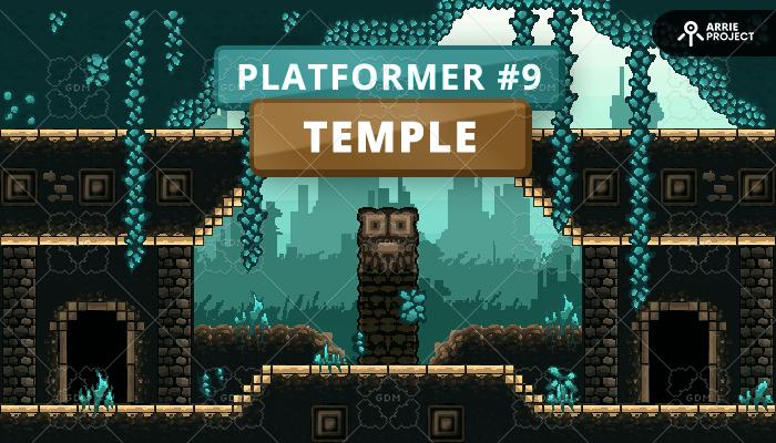 Platformer 9 Temple