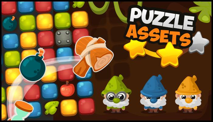 Puzzle Assets