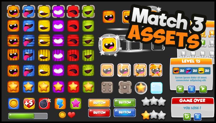 Match3 Set
