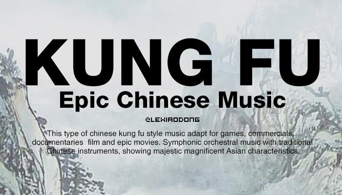 Epic Chinese Kungfu Action