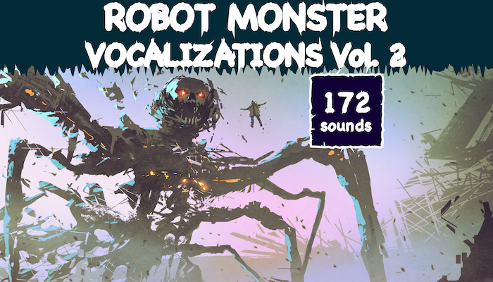 Robot Monster Vocalizations Vol. 2