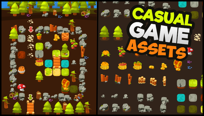 Casual Assets – Map Creator