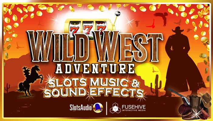 Wild West Country Casino Slots – Western Cowboy Ranch Slot Game Royalty Free Sound Effects Library