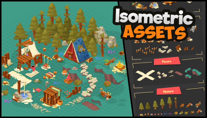 Forest Pack – Assets