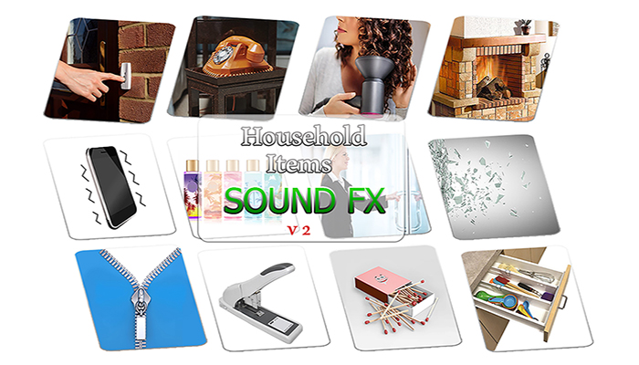 Household Items SFX