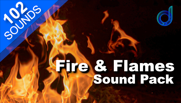 Fire & Flames Sound Pack