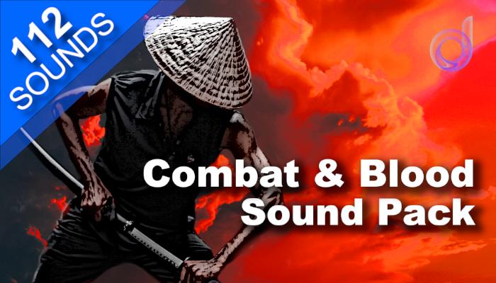 Combat & Blood Sound Pack