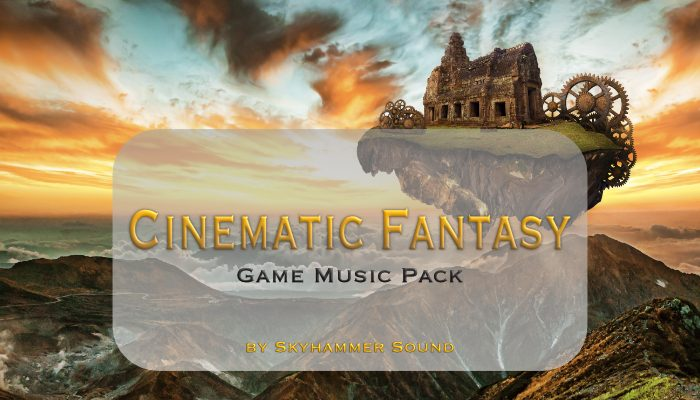 Cinematic Fantasy Game Music Pack