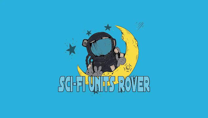 Sci-Fi Units Rover