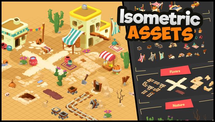 Desert Pack – Assets