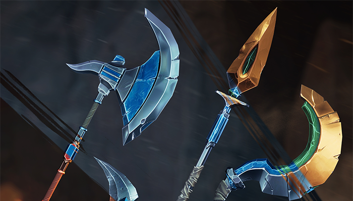 3D Stylized Weapon Set (Game Assets)