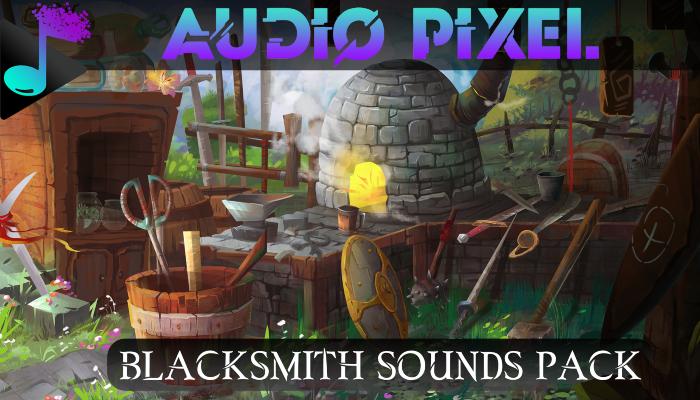 Blacksmith Sounds Pack