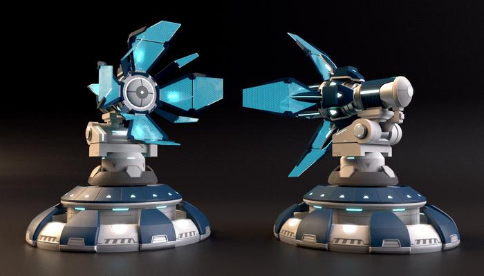 Antenna Sci-Fi