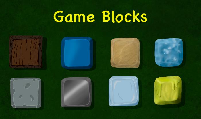 Game blocks