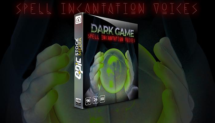 Dark Game Spell Incantation Voices